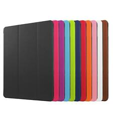 Fashion Cover For iPad pro 9.7 inch Three-Section Folding Stand Leather Case