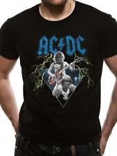 OFFICIAL LICENSED - AC/DC - ANGUS & BRIAN T SHIRT ROCK METAL