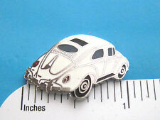 VW VOLKSWAGEN beetle with moon roof - hat pin , tie tac , lapel pin GIFT BOXED