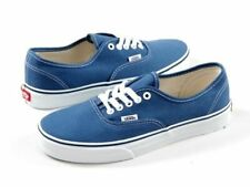 VANS SHOES AUTHENTIC NAVY/WHITE SKATEBOARD MENS WOMENS FREE POST AUS SELLER