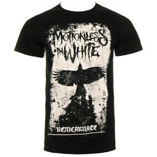 Official T Shirt MOTIONLESS IN WHITE Black PHOENIX Band Tee All Sizes