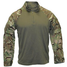 MTP UBAC Shirt Green Genuine British Army Surplus Multicam Military Combat