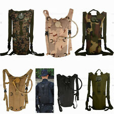 Camelbak 3L w/ Water Bladder Bag Hydration Backpack Packs Hiking Camping Cycling