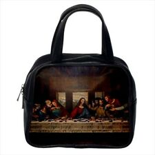 The Last Supper Leonardo Da Vinci Leather Sling Bag & Women's Handbag