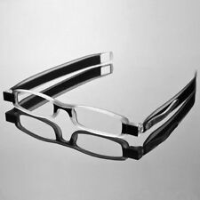 New Economic 360° Rotation Folding Reading Glasses Eyeglass Diopters+1.0 To +4.0