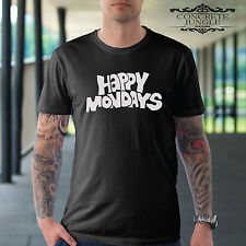 THE HAPPY MONDAYS T SHIRT  (4 colours available S-XL)