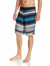 NWT Quiksilver Men's Diffuse Traceable Recycled 4 Way Stretch Boardshort MSRP$55