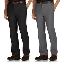 New Mens Perry Ellis Travel Luxe Modern-Fit Flat Front Bengaline Dress Pants $85