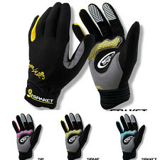 Spakct Women's Cycling Full Finger Gloves Winter Warm GEL Gloves New-Galaxy
