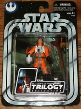 Star Wars Trilogy Collection Action Figure WEDGE ANTILLES X-WING PILOT