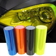 Auto Car Smoke Fog Light Headlight Taillight Tint Vinyl Film Sheet Sticker
