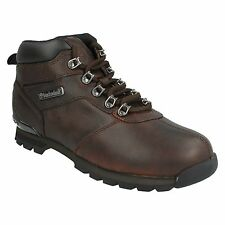SPLITROCK2 MENS TIMBERLAND LEATHER LACE UP SHOES WALKING HIKING ANKLE BOOTS