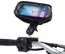 Motorcycle M10 Stud Ball Extended Mount + One Holder for Samsung Galaxy Note 3