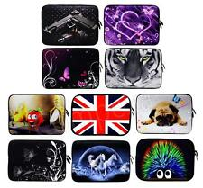 Carrying Sleeve Neoprene Cover Bag Case Pouch For Up To 10.5 Inch Samsung Tablet