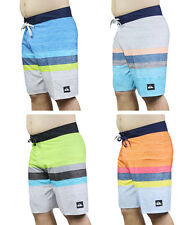 NEW 4Way Stretch QUIKSILVER Mens Bermudas Surf Pants Board Shorts 30 32 34 36 38