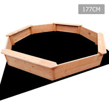 i.Life Kids Outdoor Play NEW Children Octagon Sand Pit