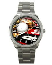 Roulette Gambling Casino Stainless Steel Watches