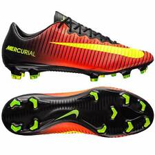 Nike Mercurial Vapor XI Firm Ground Football Boots-Total Crimson/Black/Pink