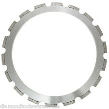 "14"" Concrete Ring Saw Blade Cut Brick Block Stone Masonry Cured Concrete Rebar"