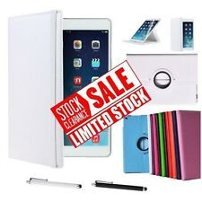 For iPad Air 1 / iPad 5 Leather 360 Degree Rotating Smart Stand Case Cover