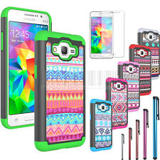 Shockproof Armor Rubber Protective Rugged Hybrid Hard Case Phone Cover Skin