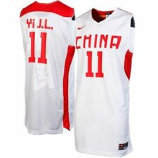 new mens XL Nike Yi Jianlian China Team London Olympics Basketball Jersey