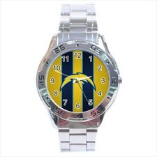 San Diego Chargers Stainless Steel Watches - NFL Football