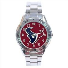 Houston Texans Stainless Steel Watches - NFL Football