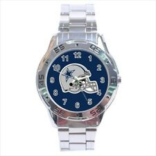 Dallas Cowboys Stainless Steel Watches - NFL Football