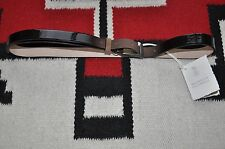 Brunello Cucinelli Made in Italy Leather Fashion Belt