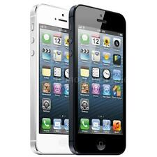 "Apple iPhone 5 Factory Unlocked 4G LTE iOS 9.3 4.0"" 16GB/32GB Smartphone G8R8"