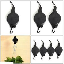 x1/2/3/4 Beautiful Garden Pull Down Hanger for Light Fittings or Hanging Basket