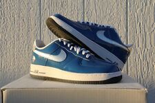 Nike Air Force 1 '07 2010 NBA All-star Dallas Sz 10 DS Patent Blue -(315122-402)