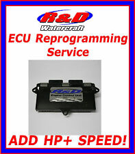SeaDoo RXT-X GTX RXT iS/aS 260 R&D Performance ECU Reprogramming 2012-2013 R3