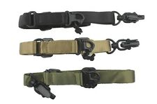 Tactical 2-Point Multi-function Multi-Mission Rifle Sling Gun Sling Hunting Belt