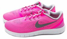 Nike Girls' Grade School Nike Free RN Running Shoes 833993-600 sz. 4.5-7