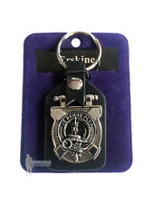 CLAN CREST KEY CHAIN / RING - CHOICE 100+ SCOTTISH CLANS - NAMES A TO D