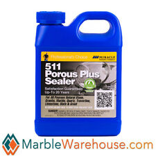 Miracle 511 Porous Plus Tile and Stone Sealer for floor counter top- Quart