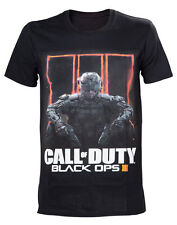 CALL OF DUTY BLACK OPS III 3 BOX COVER T-SHIRT Officially Licensed T Shirt