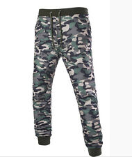 Men's Casual Dance Sports Camouflage Jogging Trousers Jogger SweatPants Pants
