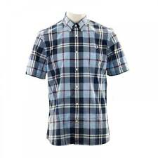 Fred Perry Fred Perry Mens Bold Check Shirt (Glacier)