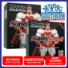 MAX'S SUPERSHRED HIGH PROTEIN FAT BURN BUILD LEAN MUSCLE WHEY ISOLATE CASEIN