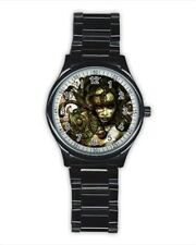 Medusa Stainless Steel Watches