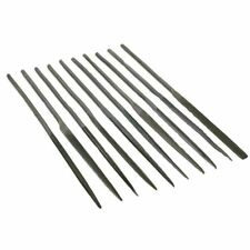 140mm X 3mm Set Of 10 Piece Set Needle Files Jewelry Hobby Tools Jewelers Pawn
