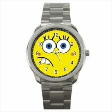 Sponge Bob Square Pants Stainless Steel Watches