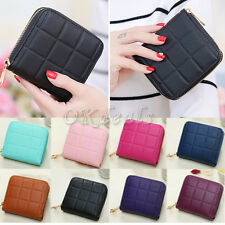 New Fashion Women PU Leather Small Wallets Card Holder Coin Purse Clutch Handbag