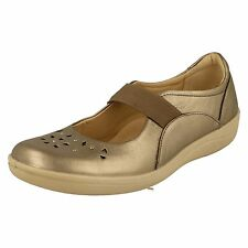 Ladies Padders Mary Jane Shoes Flare