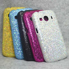 For Samsung galaxy Ace4 G357 Bling Sparkle Glitter Snap On hard case cover