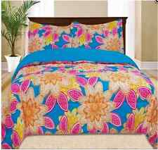KIDS GIRLS BEDDING- BELLVUE COMFORTER SET MULTI COLOR TWIN AND FULL SIZE COMFORT