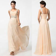 Sequined Long Formal Prom Dress Cocktail Party Ball Gown Sequin Evening Dress